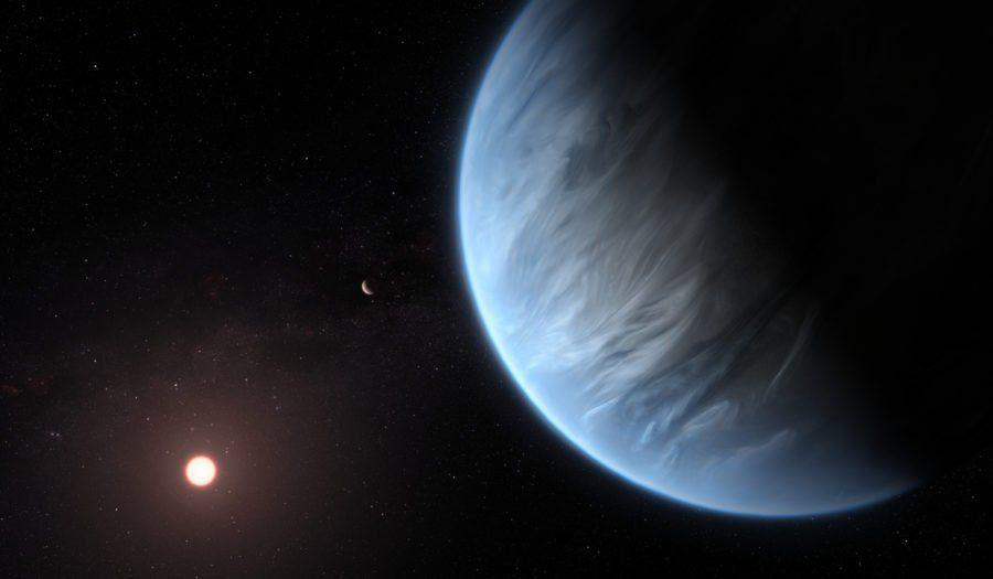 Descubren vapor de agua en la súper-Tierra K2-18b, un exoplaneta que podría soportar la vida