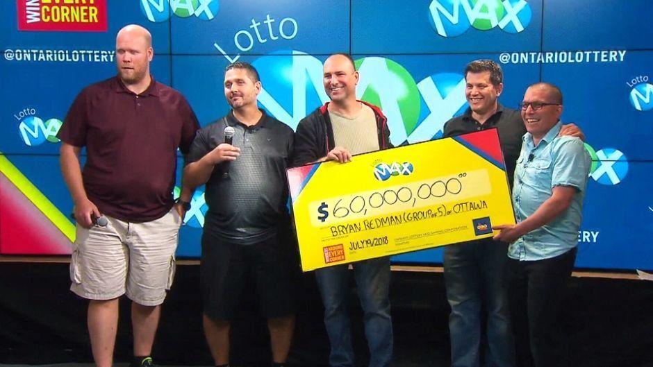 Un grupo de amigos ganó la lotería después de apostar durante más de una década los mismos números