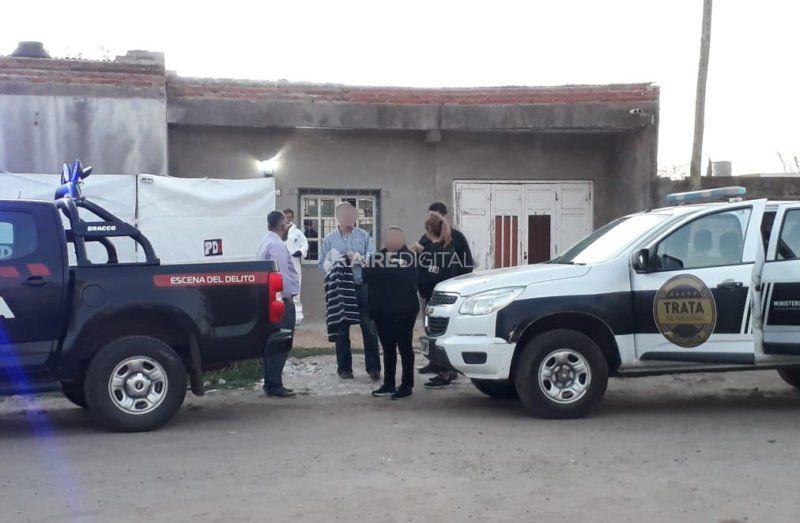 Se investiga al hombre detenido el viernes por el posible femicidio de la enfermera Cecilia Burgadt
