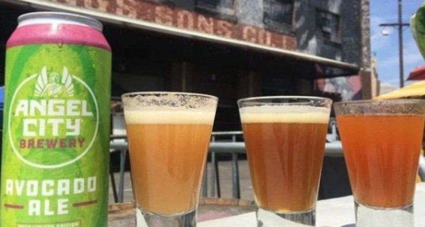 Cerveza de palta, la nueva bebida que causa furor