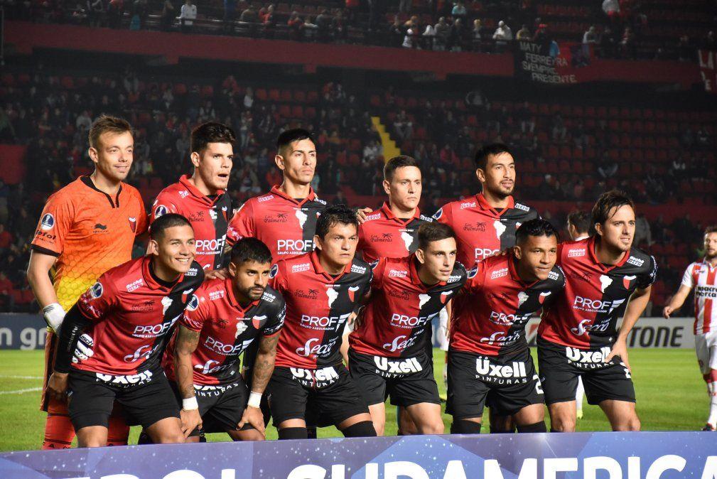 Los concentrados de Colón para recibir a Atlético Mineiro por la Copa Sudamericana