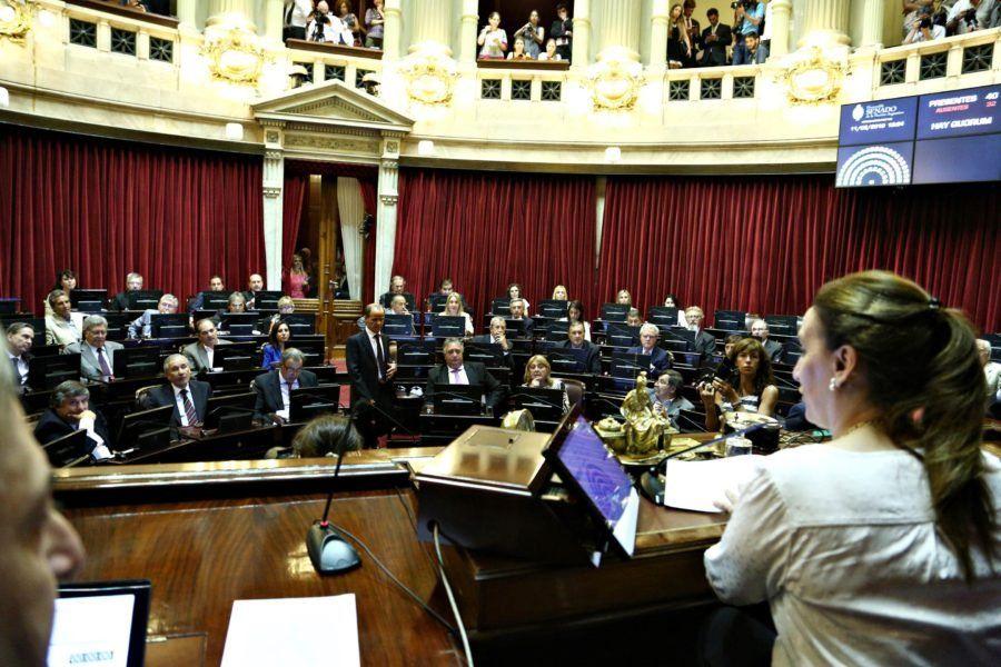 El Senado debate la prórroga de la ley de Emergencia Alimentaria, ya aprobada por Diputados
