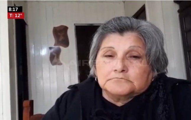 """Azucena, madre de Maxi Olmos, asesinado este jueves: """"Me sacaron la vida, son unas lacras"""""""