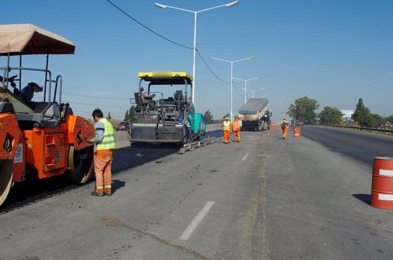 Despidieron a 14 trabajadores de las obras de la autopista: piden la intervención del gobierno de la provincia