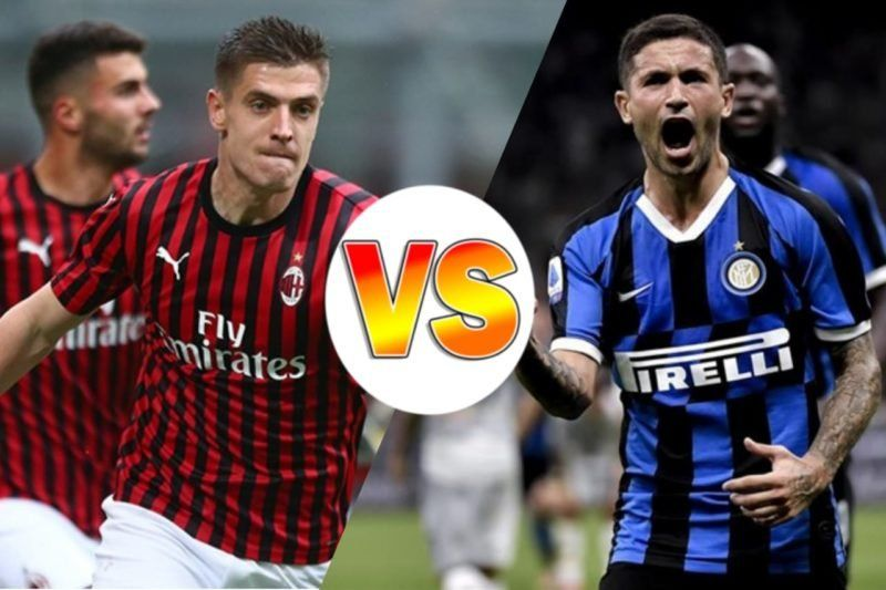 Con presencia argentina en cancha, Milan e Inter se ven las caras este sábado por la Serie A