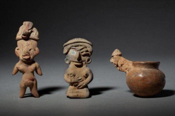 México intenta frenar una subasta de arte precolombino en París
