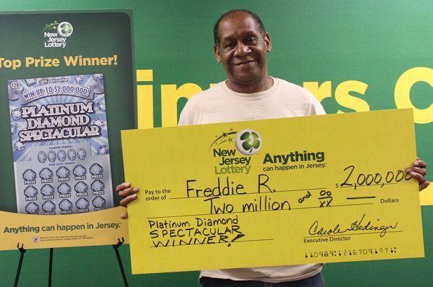 El hombre más suertudo: ganó tres veces la lotería en dos años
