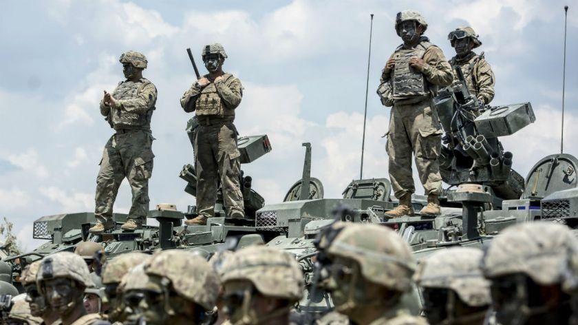 Estados Unidos enviará tropas a Arabia Saudita para prevenir posibles ataques