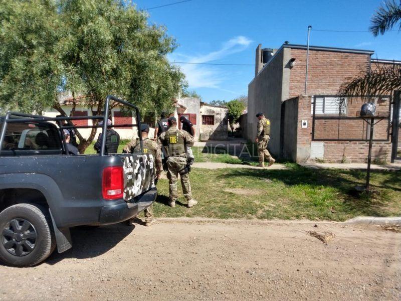 """Cayó otra vez el """"Gordo"""" Noriega como organizador de una banda de robamotos en Santa Fe"""