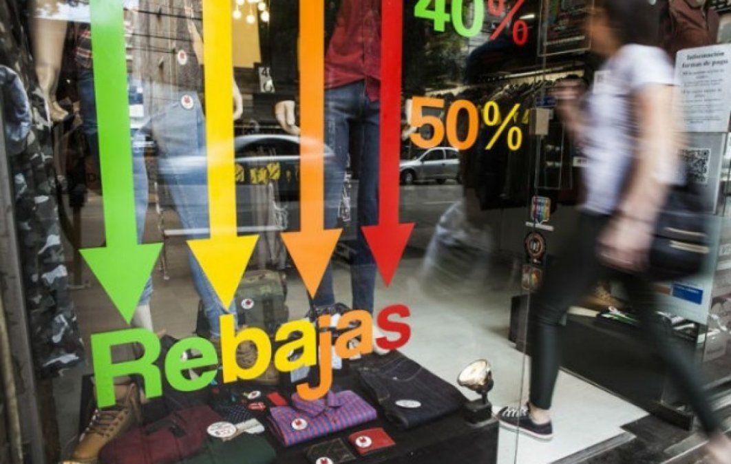 El consumo no repunta: ventas minoristas se desplomaron 14,5% en septiembre
