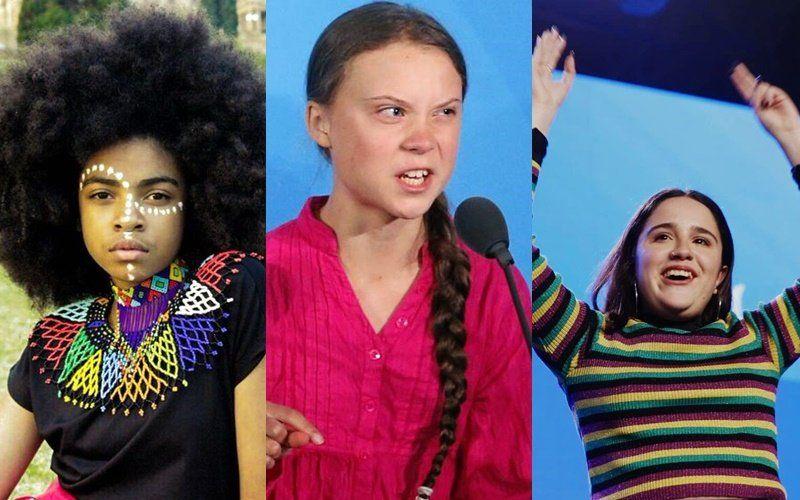 Lucha como una chica: quiénes son las jóvenes que están cambiando el mundo
