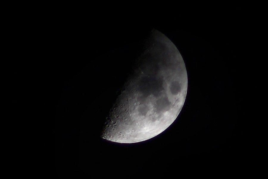 """Así se vivió en el mundo la noche de """"Observación de la Luna"""""""