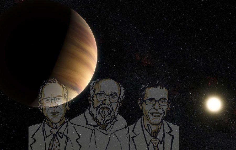 Tres científicos ganaron el Nobel de Física por el hallazgo del primer planeta fuera del Sistema Solar