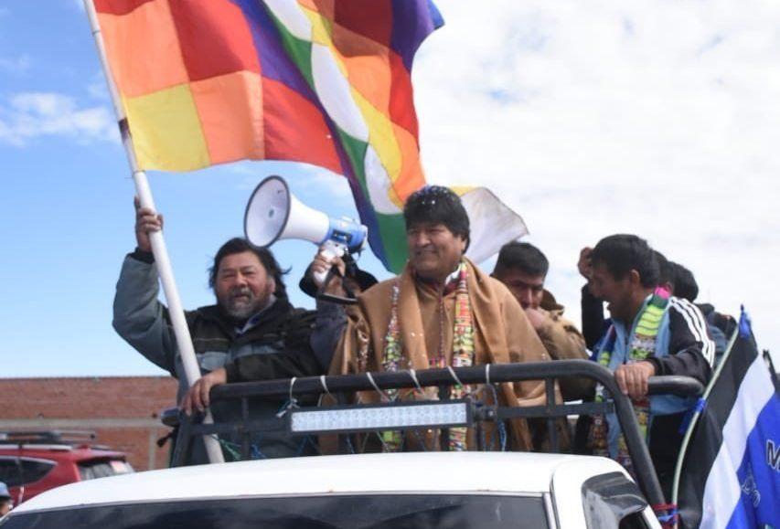 Elecciones en Bolivia: Evo Morales lidera las encuestas y podría ser reelecto por cuarta vez