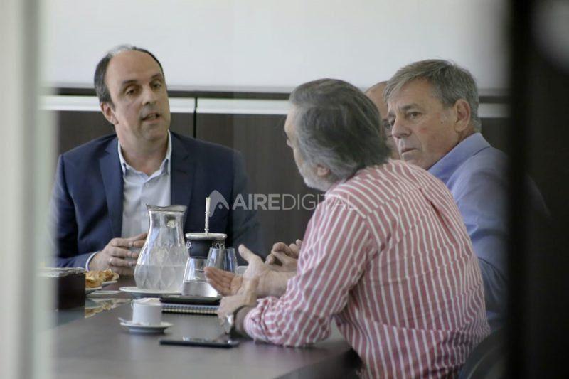 """Emilio Jatón, intendente electo: """"Nos vamos pensando que vamos a recibir una ciudad en crisis"""""""