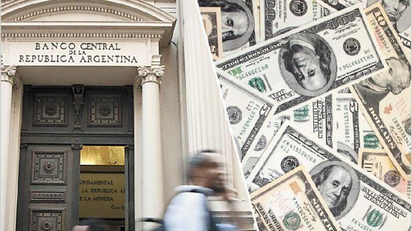 Alta incertidumbre económica: los depósitos en dólares cayeron casi 20% durante septiembre