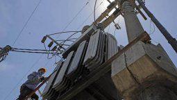 epe trabaja para restituir el servicio electrico: una falla dejo sin luz al centro norte de la ciudad