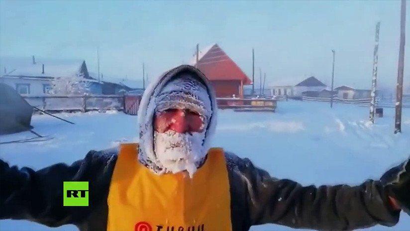 La localidad más fría del mundo acoge el primer maratón extremo internacional
