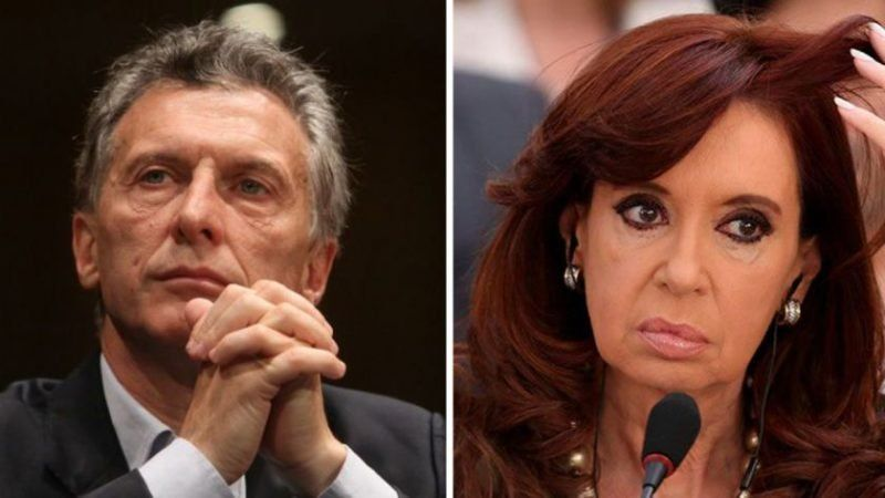 """Macri comparó el populismo con dejar a una mujer a cargo de una casa y Cristina lo acusó de """"machirulo"""""""