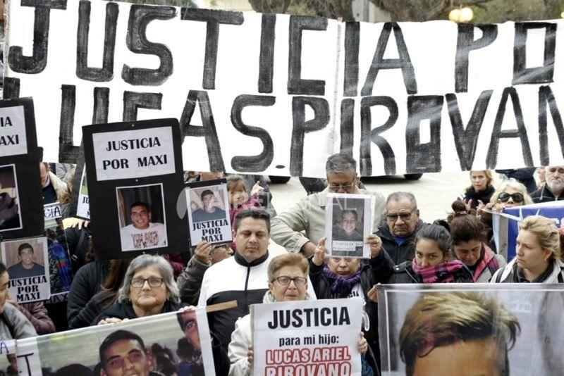 Fue imputado y quedó en prisión preventiva el acusado de asesinar a Lucas Ariel Pirovano