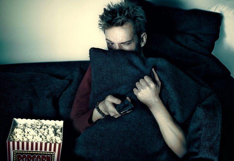 ¿Te podés morir viendo una película de terror?