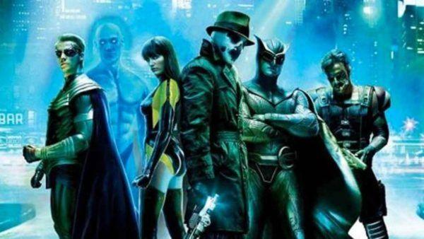 """A 10 años de la película de """"Watchmen"""", llega la serie de HBO"""