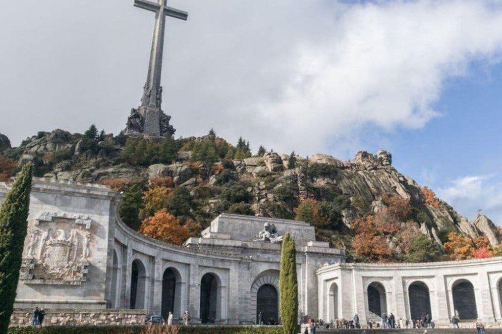 Los restos del dictador Franco serán exhumados este jueves
