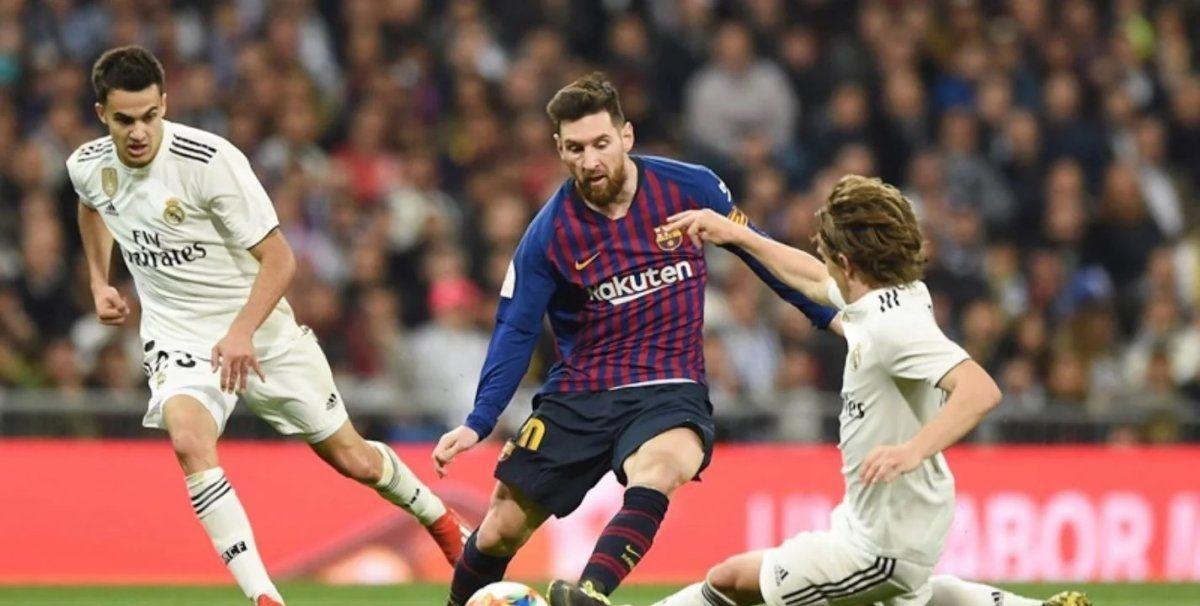 La federación española definió que Barcelona-Real Madrid se juegue el 18 de diciembre
