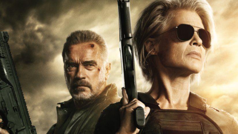 """Llegan las primeras reacciones a"""" Terminator: Dark Fate"""""""