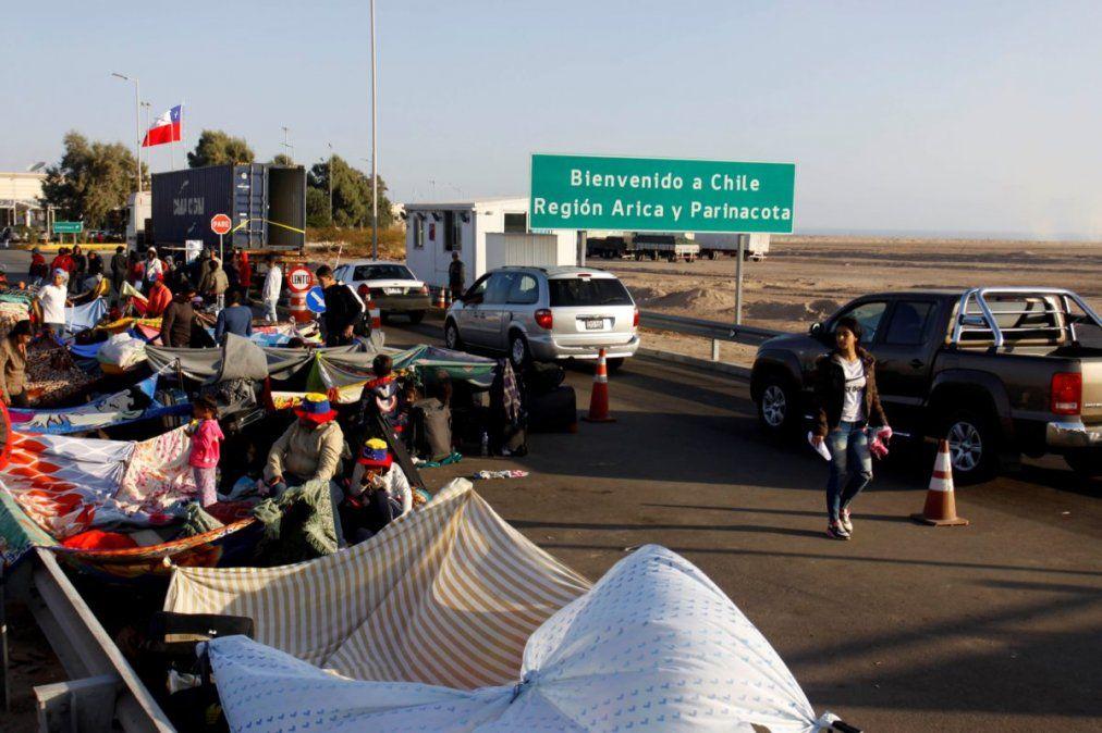 La crisis migratoria en Venezuela empeorará en 2020, según Naciones Unidas