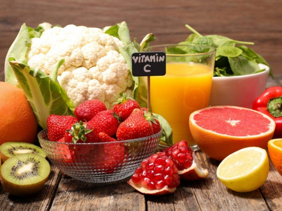 En qué verduras y frutas encontrás vitamina C, además del limón y la naranja