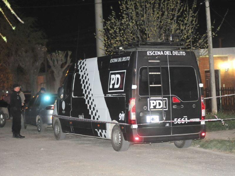 """Femicidio en Frontera: imputaron a familiares de """"Galleta"""", el principal acusado que tiene la causa"""