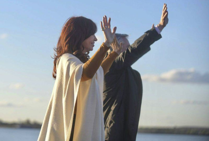 """Cristina Kirchner en el acto del Día de la Lealtad: """"El neoliberalismo en nuestro país, nunca más"""""""