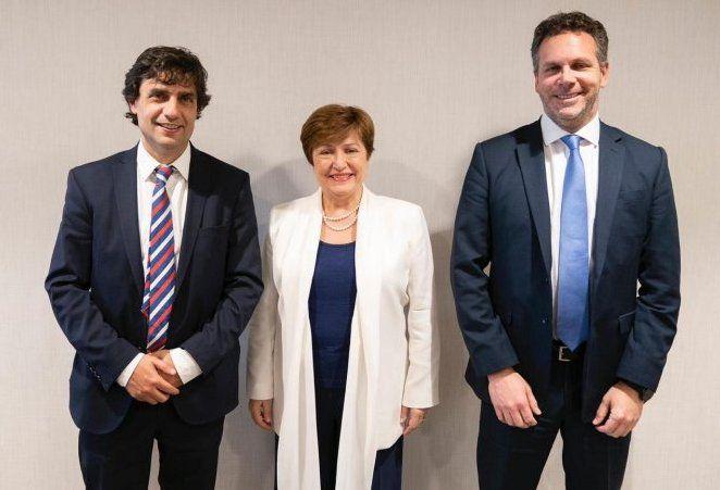 El FMI reiteró su apoyo al programa monetario y económico de la Argentina
