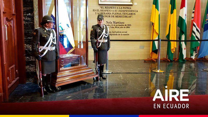 Ecuador: la Asamblea Nacional pide investigar si hubo un intento de golpe de Estado