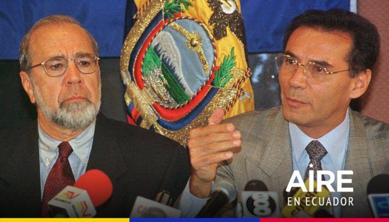 La crisis de 1999, un duro precedente para Ecuador