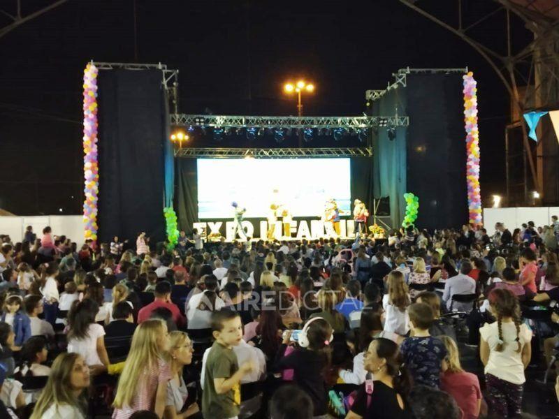 La Expo Infantil superó las expectativas de los organizadores