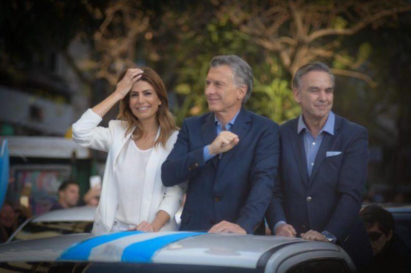 """Macri cerró las marchas del """"Sí se puede"""" en el obelisco: """"El 27 es la elección real"""" y """"se da vuelta"""""""