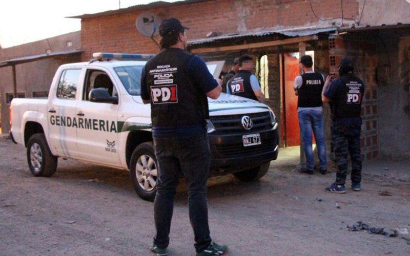 Narcomenudeo: condenaron a una banda que operaba en cuatro casas del barrio San Lorenzo
