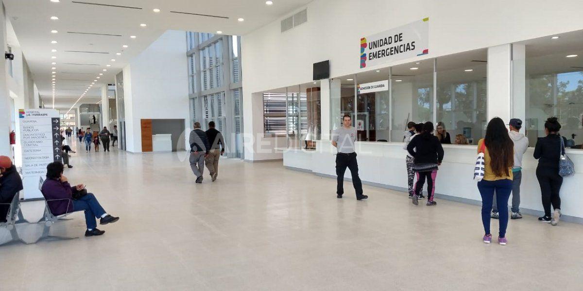 Nuevo hospital Iturraspe: cómo funciona en su primer día hábil