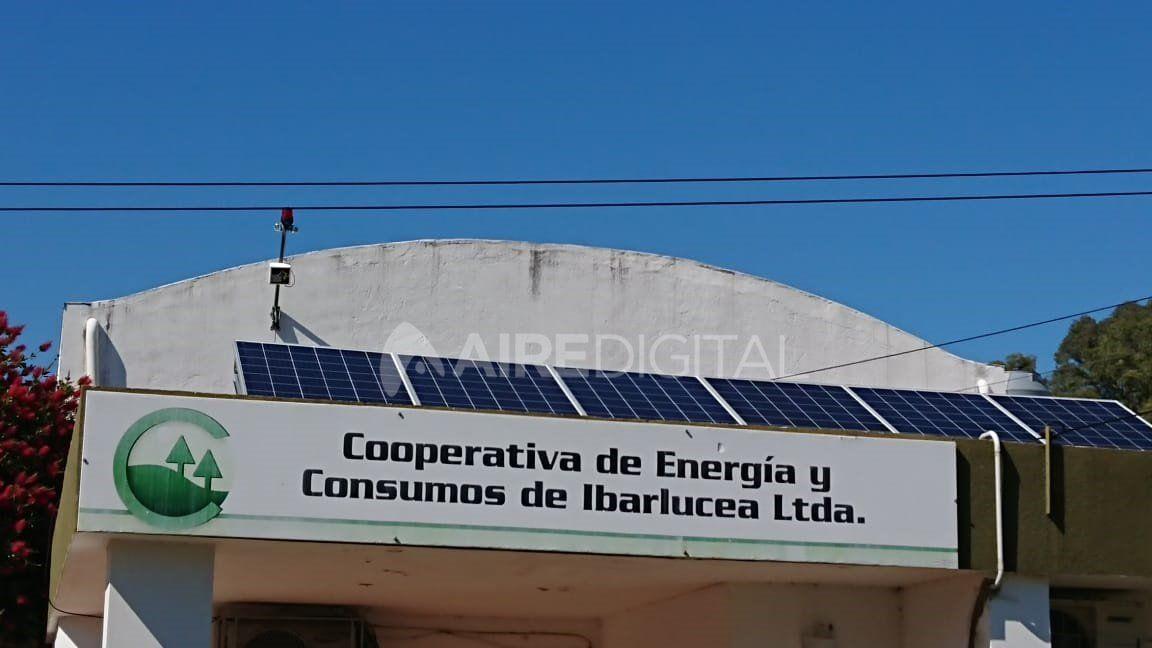 Presentaron el primer Sistema de Prevención ante Descargas Eléctricas en Ibarlucea