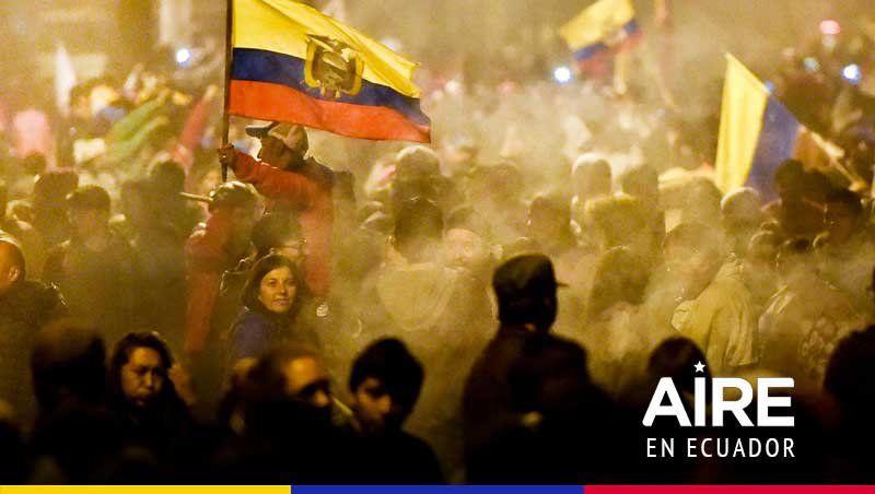 Crisis en Ecuador: el FMI asegura que seguirá apoyando al programa económico