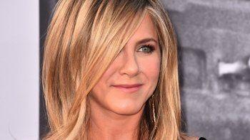 ¿Qué pasó? Jennifer Aniston se puso a llorar en Instagram