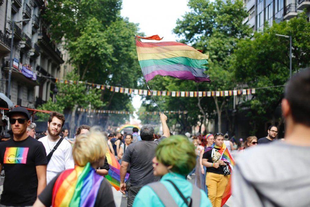 """Resultado de imagen de Marcha del Orgullo en Buenos Aires"""""""