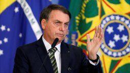 jair bolsonaro fundo su nuevo partido: religioso, anticomunista y a favor de la portacion de armas