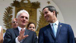 el jefe de asuntos humanitarios de la onu se reunio con guaido en venezuela