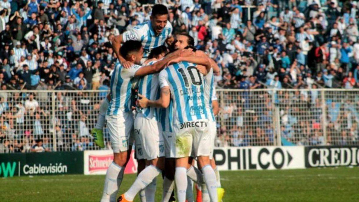 Atlético Tucumán: Zielinski anunció los convocados para visitar a Unión