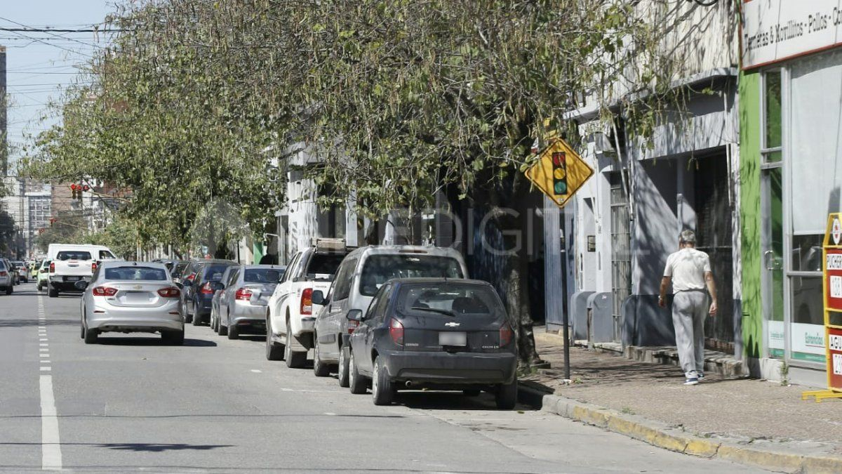 Uno de los allanamientos en Santa Fe se realizó en 25 de Mayo