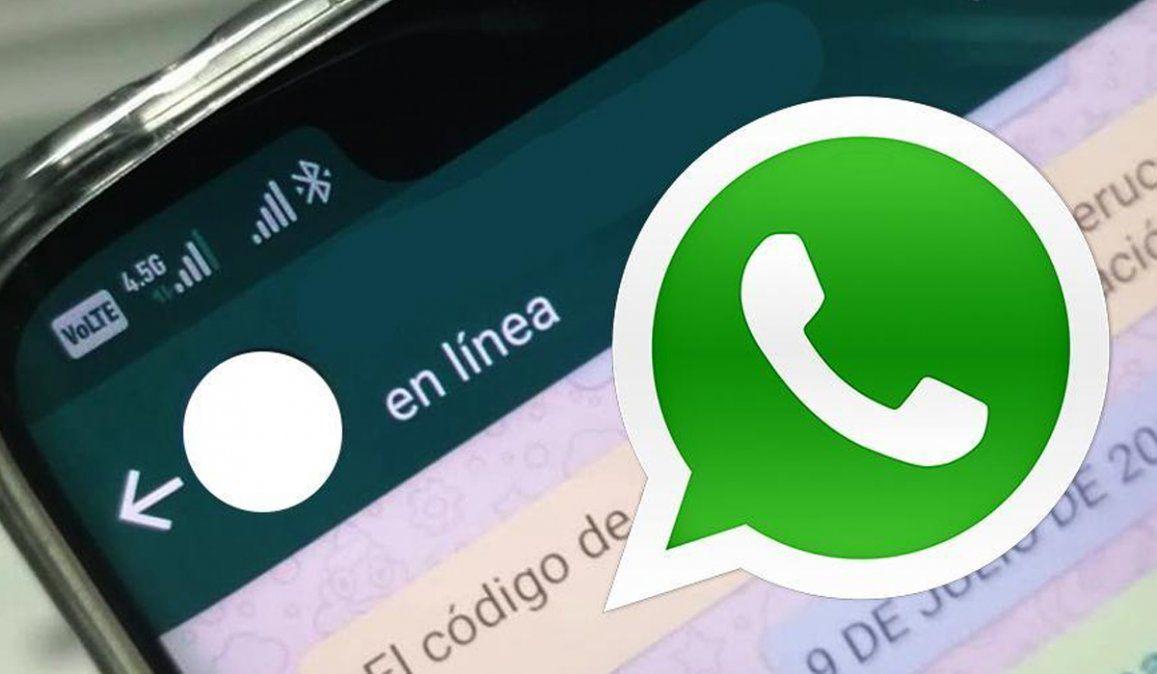 Cómo dejar de aparecer en línea en Whatsapp