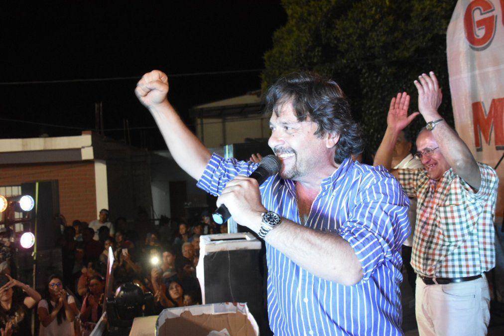 Sáenz ganó con casi 28% de diferencia y es el nuevo gobernador de Salta